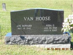 Nida G <I>Moore</I> VanHoose