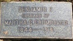 Benjamin Franklin Crumbaker
