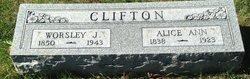 Worsley J. Clifton