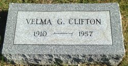 Velma G.. Clifton