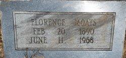 Florence Amelia <I>Hanft</I> Moats
