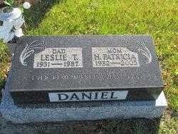 Hazel Patricia <I>Johnson</I> Daniel
