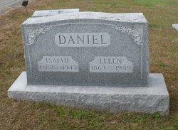Ellen Elizabeth <I>Metz</I> Daniel
