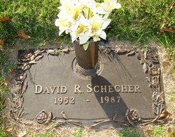 David R. Schecher