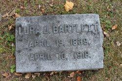 Lura J. <I>Kellogg</I> Bartlett