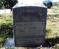 Raymond T R Tatum