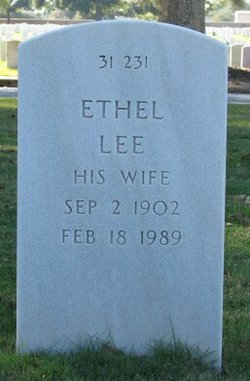 Ethel Lee <I>Wallace</I> Albright