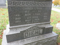 Mary L <I>Curley</I> Diehl