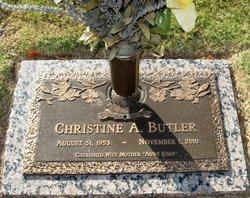 Christine A. Butler