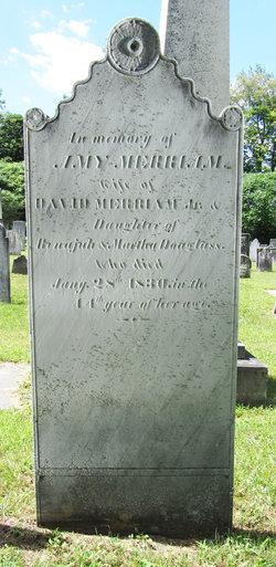 Amy <I>Douglass</I> Merriam