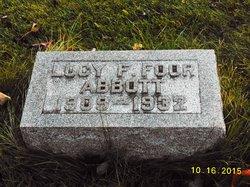 Lucy F. <I>Foor</I> Abbott