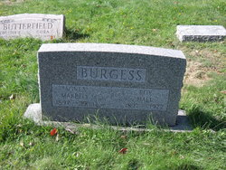 Agnes M. <I>Butterfield</I> Burgess