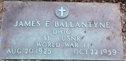 James E Ballantyne