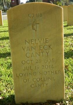 Nelvie Van Eck Canty