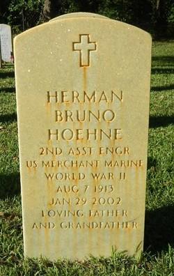 Herman Bruno Hoehne