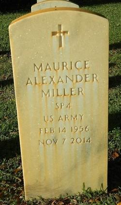 Maurice Alexander Miller
