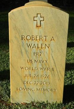Robert A Walen