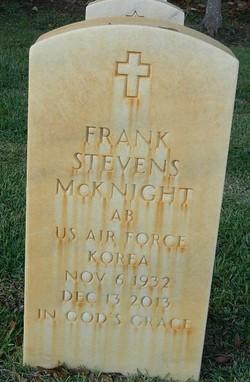 Frank Stevens McKnight
