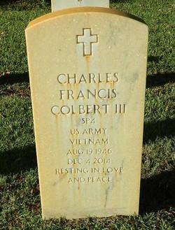 Charles Francis Colbert