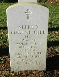 Alfred Eugene Gill