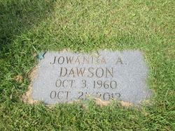 Jowanda A Dawson
