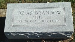 Ozias Brandow