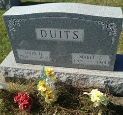 Mable T. Duits