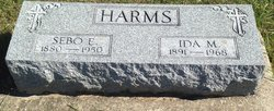 Ida M. <I>Siemons</I> Harms
