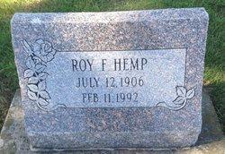 Roy F. Hemp