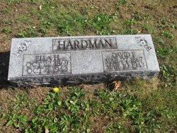 Ella <I>Heiney</I> Hardman