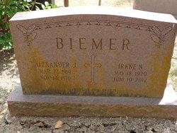 Alexander J Biemer