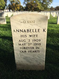 Annabelle K Smith