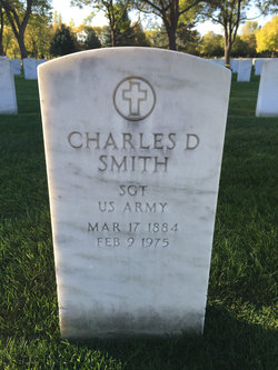 Charles D Smith