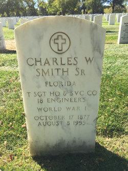 Charles Walter Smith, Sr