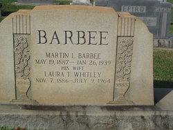 Laura Trafina <I>Whitley</I> Barbee