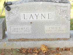 Thelma C. Layne