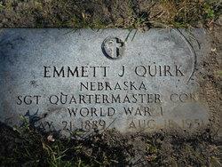 Emmett J Quirk