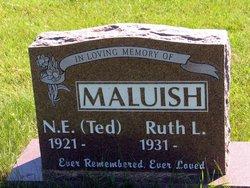 "Norman Edward ""Ted"" Maluish"
