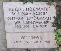 Hugo Lindemann