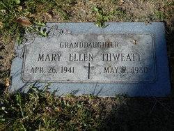 Mary Ellen Thweatt