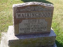 Floyd S Walkinghood