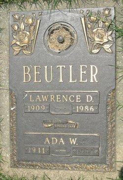 Ada W Beutler