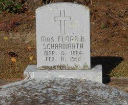 Flora B. Scharwarth