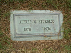 Alfred William Sturgess