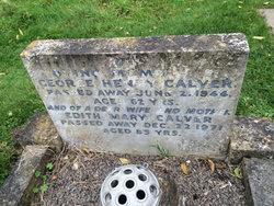 George Henry Calver