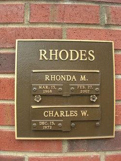 Rhonda M. Rhodes