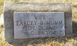 Earcey B. Mumm