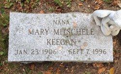 Mary Mitschele Keegan