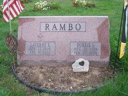 Dorris Lorena <I>Potter</I> Rambo