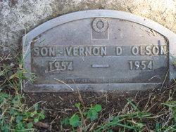 Vernon D. Olson
